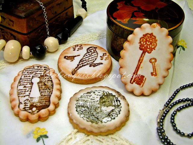 galletas con sellos