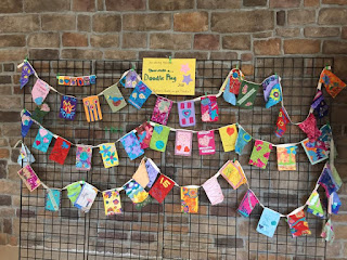 More Prayer Flags by Sacred Threads