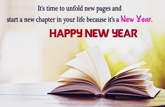 Happy New Year Quotes with Images in English 2018 Wishes, Greetings