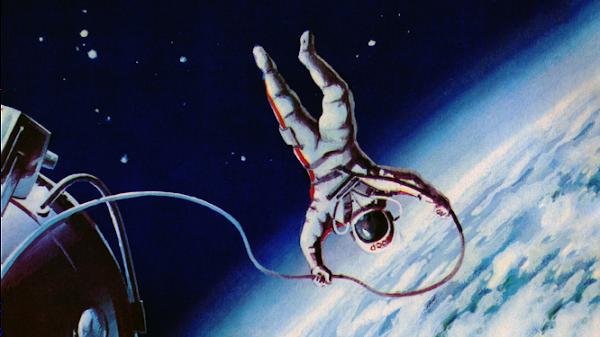 A Triple-Barreled Space Pistol