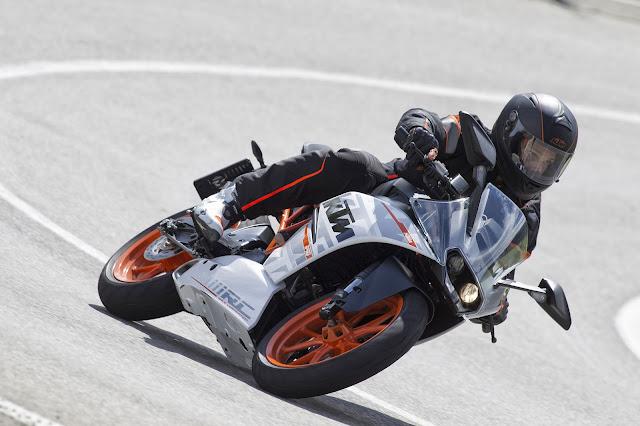 2015 KTM RC390 - (Pasar Eropa) 03