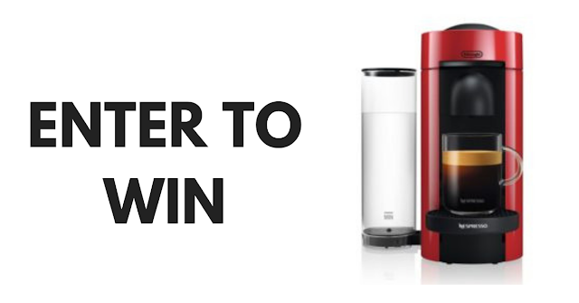 FREE NESPRESSO Coffee and Espresso Maker Being Given Away