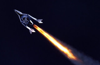 Virgin Galactic Closing in on Commercial Spaceflight