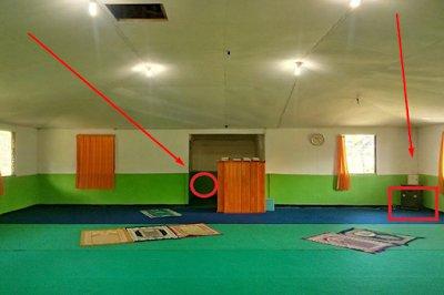 Masjid Ini Sering Terdengar Lantunan Dzikir, Tapi Tak Ada Orang di Dalamnya, Ternyata Yang Dzikir.. Mengejutkan
