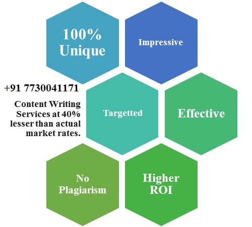 website writing services london