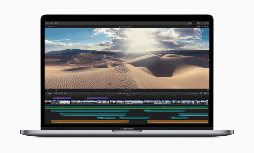 Apple just launched its fastest MacBook ever; The 8-Core MacBook Pro