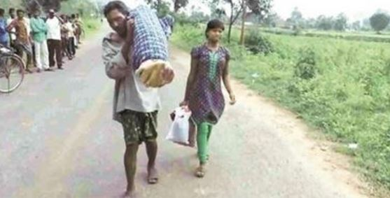 Read the Touching Story Here ► Husband Carried His Wife's Corpse for 60km Because He Could Not Afford a Funeral Car!
