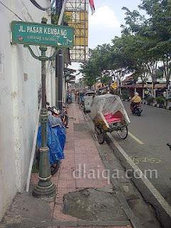 Jalan Pasar Kembang