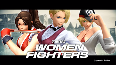 The King Of Fighters XIV gameplay per il team Women Fighters