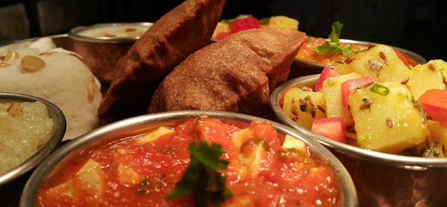 REVERE THE SPIRITS OF NAVRATRA WITH CHEF SPECIAL THALI AT RADISSON NOIDA