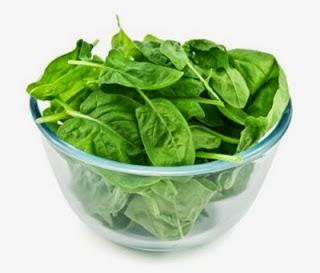 bayam, sayuran, hijau, sehat