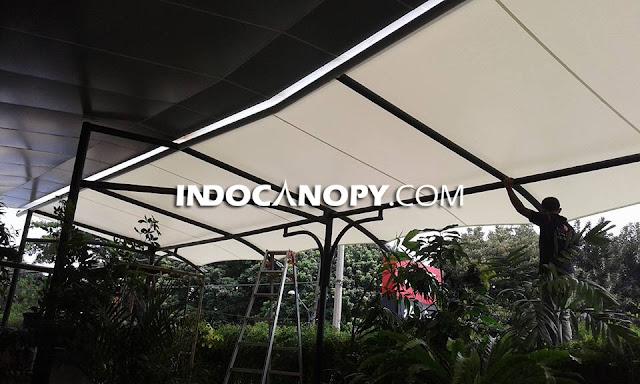 pasang tenda membrane bogor