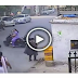 Live Chain Snatching caught by cctv camera video in india