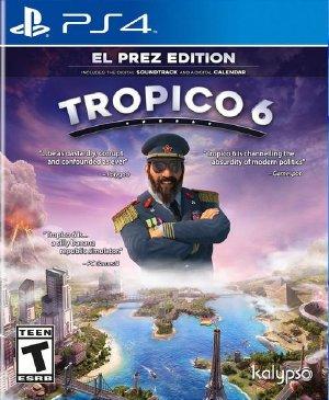 Tropico 6 Arabic