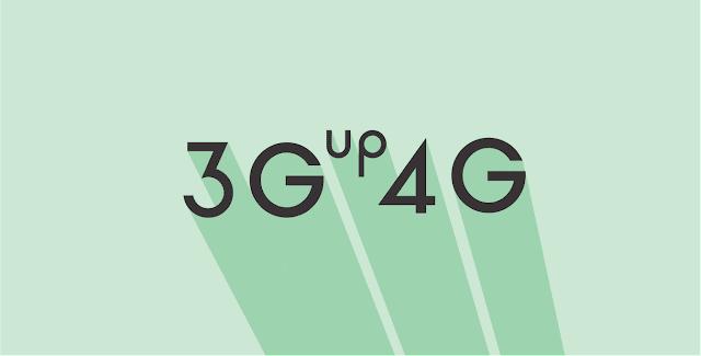 Cara Upgrade 3G Ke 4G LTE