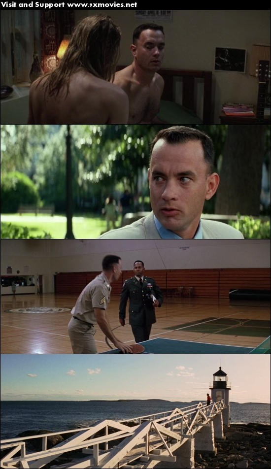 Forrest Gump 1994 English 480p BRRip