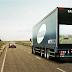 Samsung inventa una pantalla para camiones que te permitirá ver cuándo rebasar