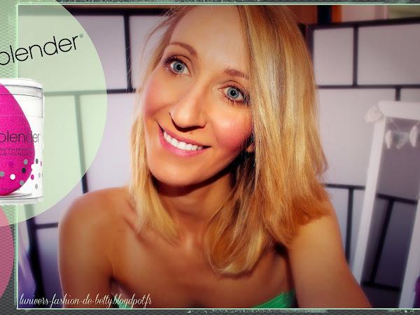 """Beauty Blender (présentation, utilisation) & comparatif """"vrai"""" et """"faux"""""""