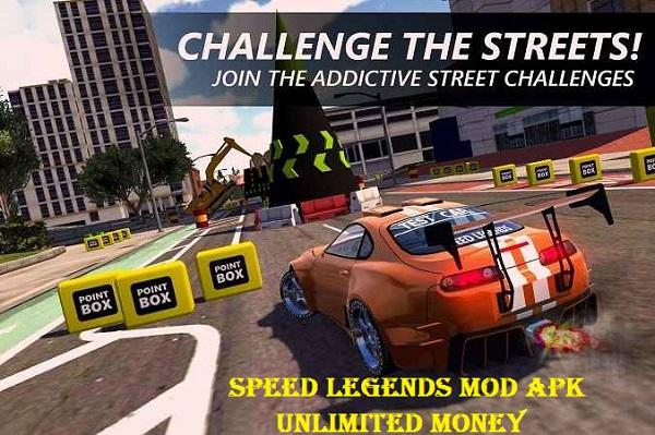 Download Speed Legends MOD APK Unlimited Money GamePlay