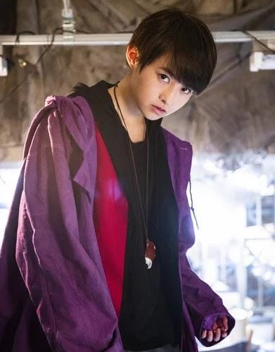 Marika Itou(mantan anggota grup idol Nogizaka46) sebagai Tomu Inuhachi, seorang berandalan di sekolahnya.