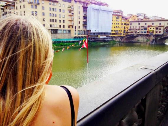 Ponte-Vecchio-Florença-Italia