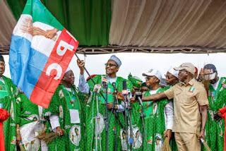 APC warns PDP over negative propaganda against Buhari ::REPORT