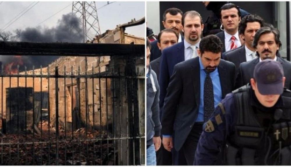 Στον Άγιο Αντρέα δίπλα στο Μάτι έκρυβαν τους 8 Τούρκους Αξιωματικούς