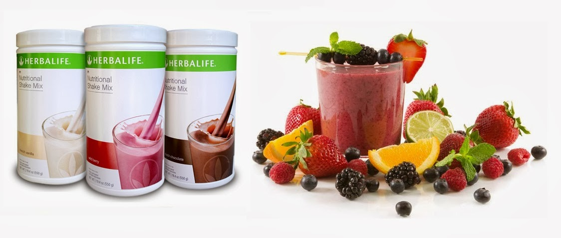 Program Diet Berbantu (Review Nutrishake by Oriflame)