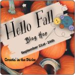 HELLO FALL BLOG HOP