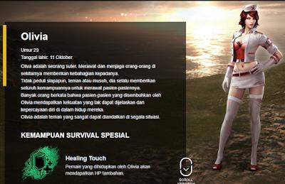 Kombinasi Senjata Terbaik dan Fungsi Role Squad di Game Free Fire