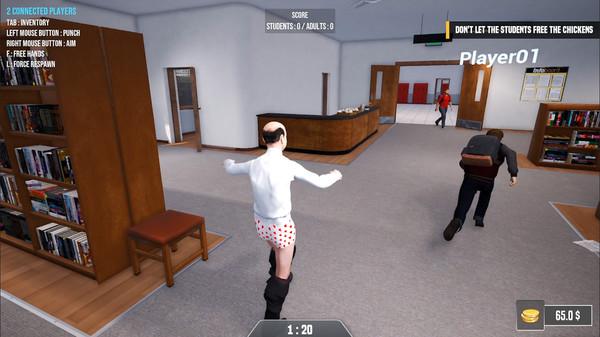Bad Guys at School (2020) PC Full