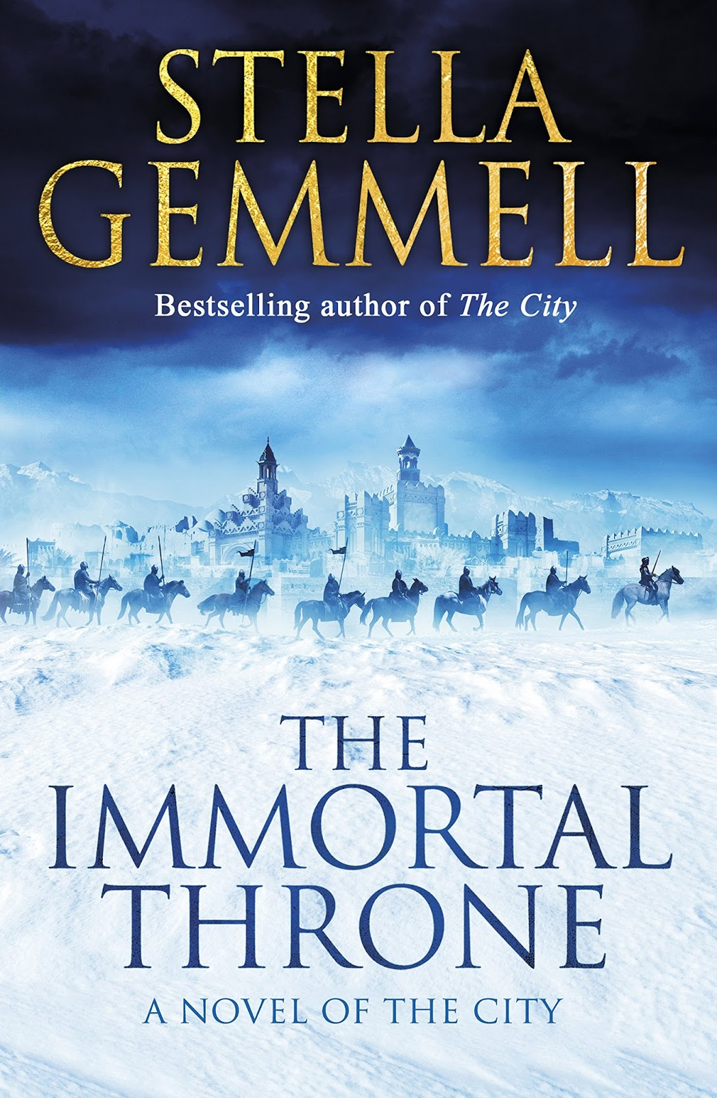 Falcata Times FANTASY REVIEW The City 2 Immortal Throne