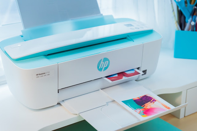 HP DeskJet 3700 output #TheLifesWay #PhotoYatra
