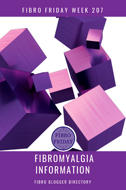 Fibro Friday week 207