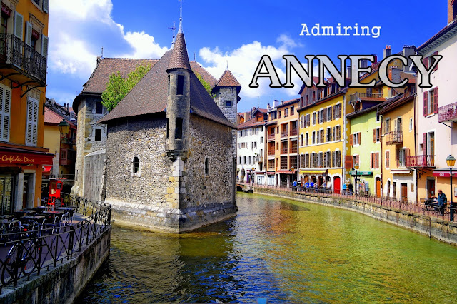travelling to annecy france