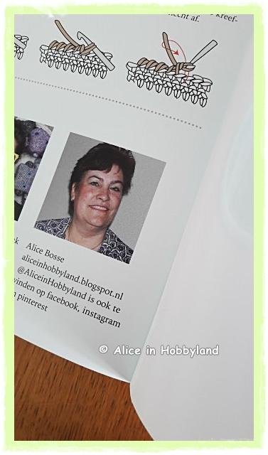 Alice In Hobbyland Boekpresentatie En Gratis Workshops Tunisch Haken