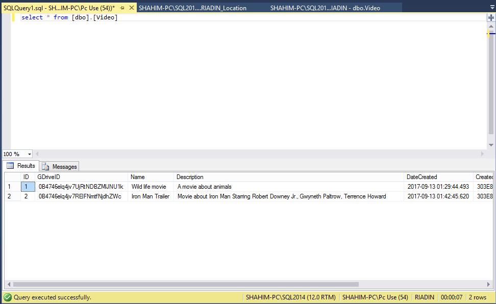 Techtalks lk - Content Sharing using Google Drive ASP NET MVC