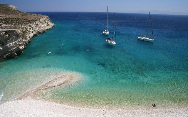 Passeio de um dia para a ilha Rhenia, Mykonos