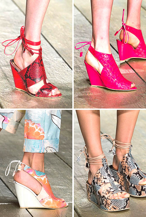 Model Wedges Italia Trend 2016