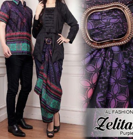 Model Batik Wanita Bukalapak