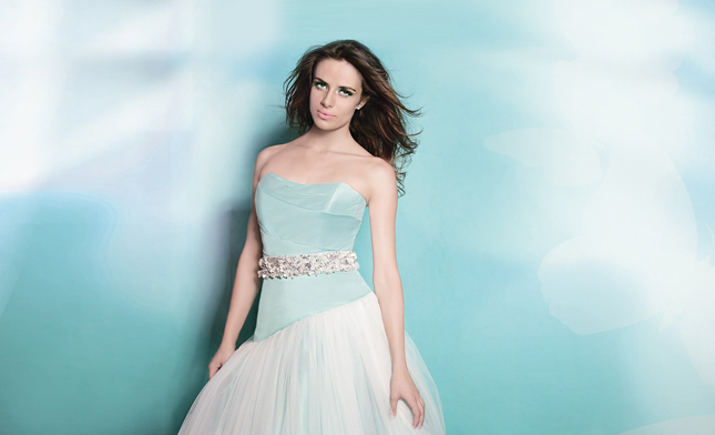 Francesca 2011 Bridal Collection... some serious pretty! - Belle The ...