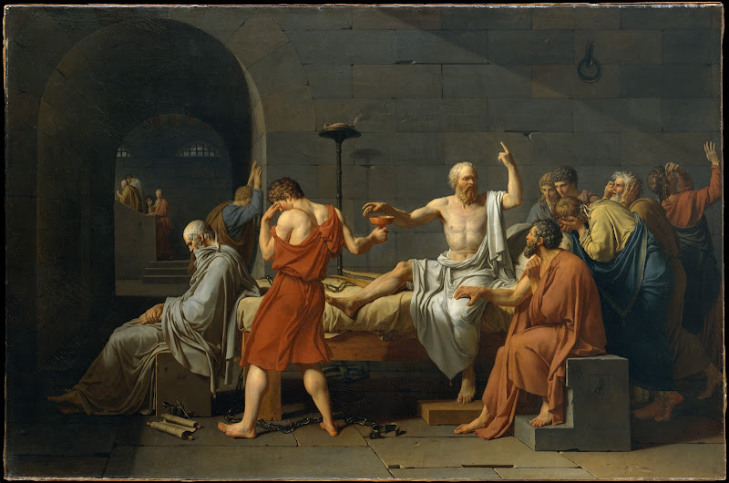 Putting Socrates back in the dock