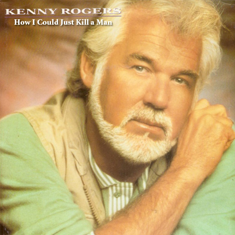Farce the Music: 5 New Kenny Rogers Parody Album Covers