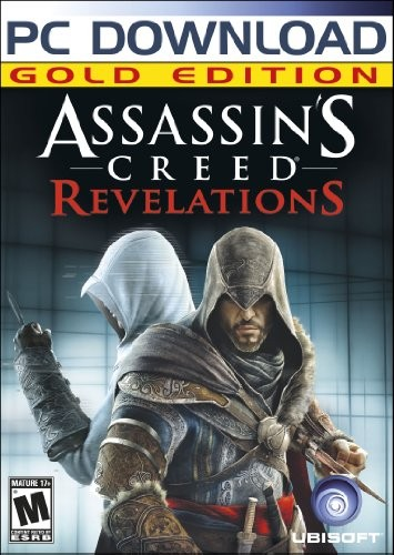 Game PC Assassin's Creed: Revelations Gold Edition Repack