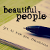 Beautiful People: July Edition