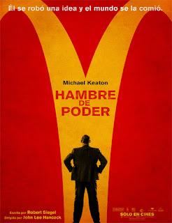 The Founder (Hambre de poder) (2016)