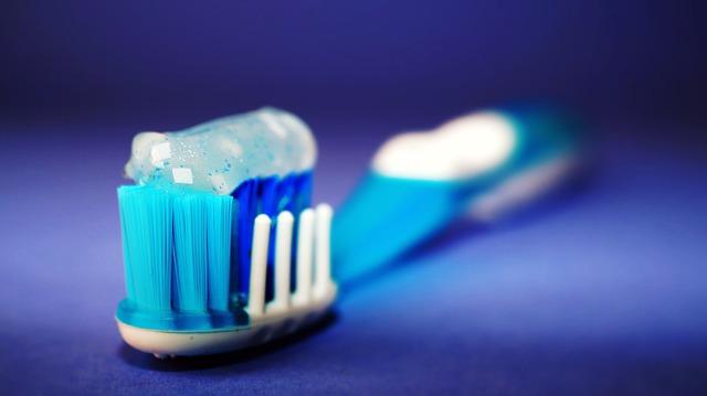 Microplásticos en la pasta de dientes