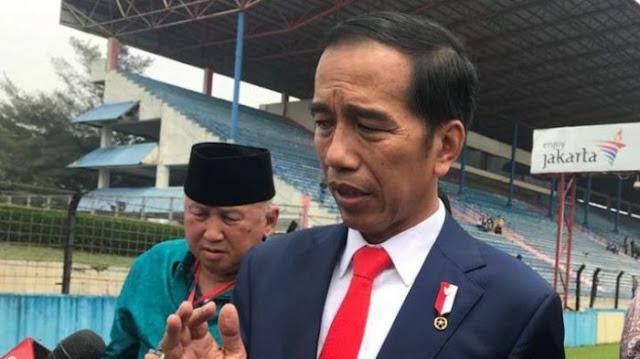 Jengkel Terus Dituduh PKI, Jokowi: Saya Lahir 1961, Berarti Ada PKI Balita