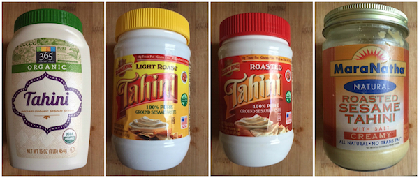 Cooking with Amy: A Food Blog: All about Tahini