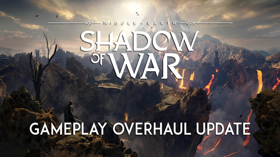 middle earth shadow of wars gameplay update